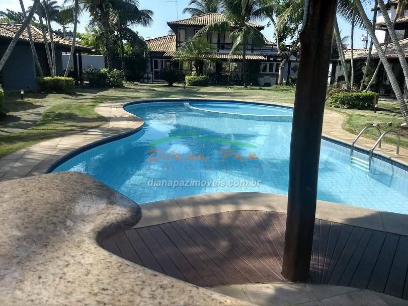Apartamento em condomínio a 150m da Praia de Geribá